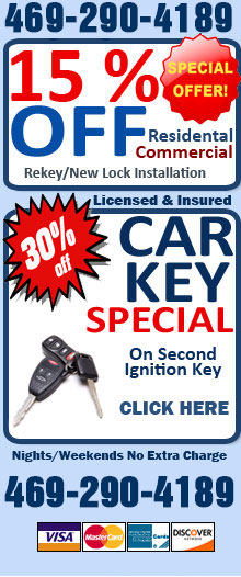 Lockout Services Dallas Tx
